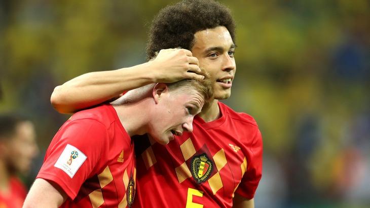 Бельгия выбила из борьбы на ЧМ-2018 последнюю неевропейскую сборную