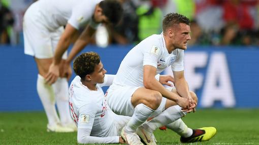 Варди не удалось спасти положение для сборной Англии