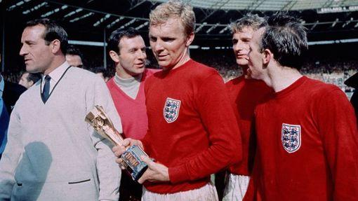 Успех на ЧМ-1966 остается единственным для сборной Англии