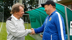 Юрий Семин и Леонид Слуцкий