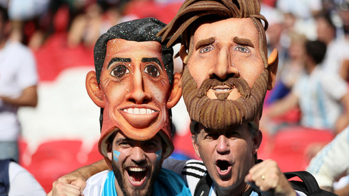 Через четыре года у аргентинцев могут появиться новые герои