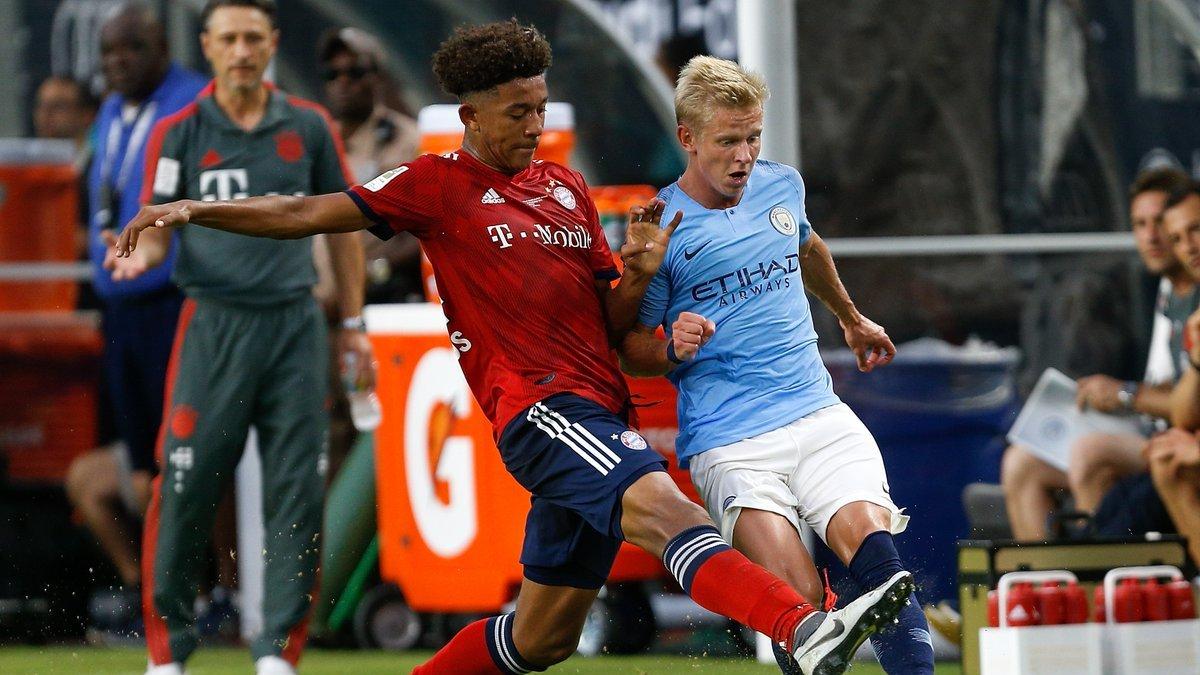 «Манчестер Сити» одержал волевую победу над «Баварией»