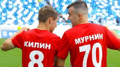 Футболисты «Тамбова»