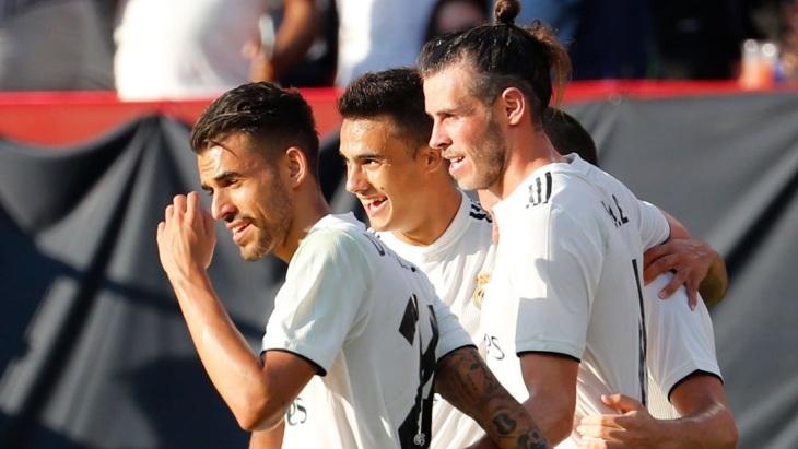 «Реал» трижды поразил ворота «Ювентуса»