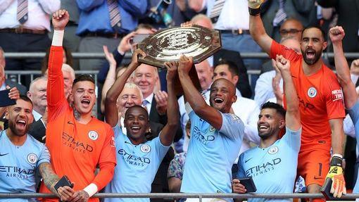 «Сити» успешно начинает новый футбольный год