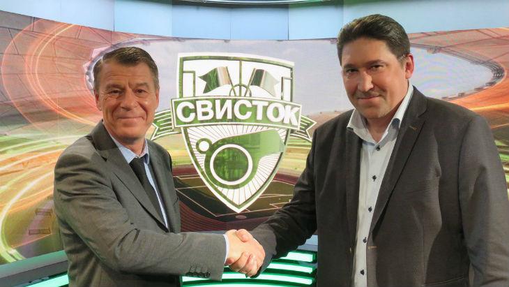 Юрий Баскаков и Владислав Батурин
