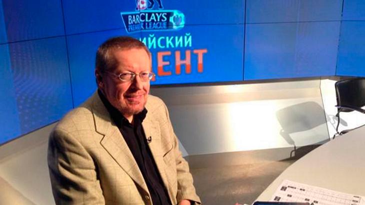 Александр Елагин