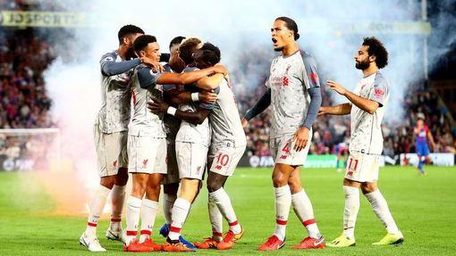 «Ливерпуль» выиграл первые два матча и ни разу не пропустил