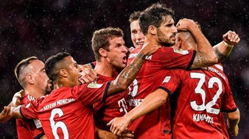 «Бавария» с победы начала чемпионат Германии