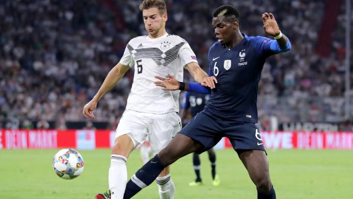 Германия и Франция не выявили победителя