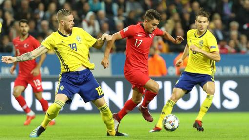 Швеция — Турция