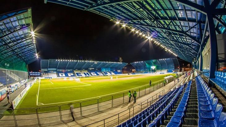 Стадион «Газовик»