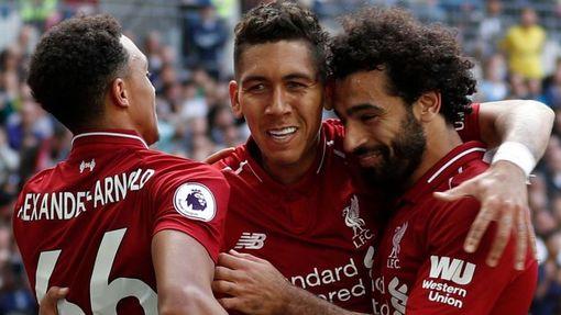 «Ливерпуль» показал лучший старт в чемпионате Англии с 1990 года
