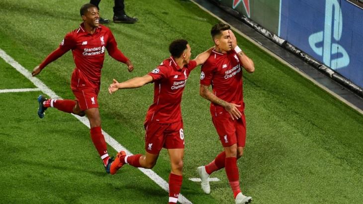 «Ливерпуль» вырвал победу в добавленное время
