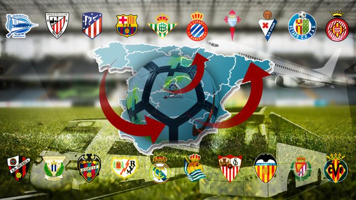 Федерация футбола Испании запретила проводить матчи Примеры в США