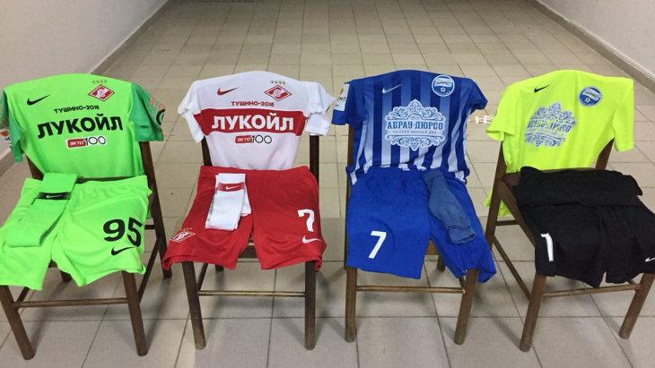 «Черноморец» и «Спартак» объявили стартовые составы команд