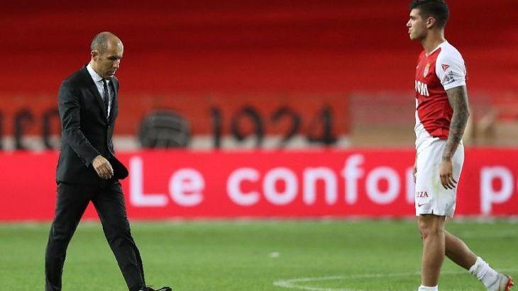 «Монако» семь матчей не знает побед