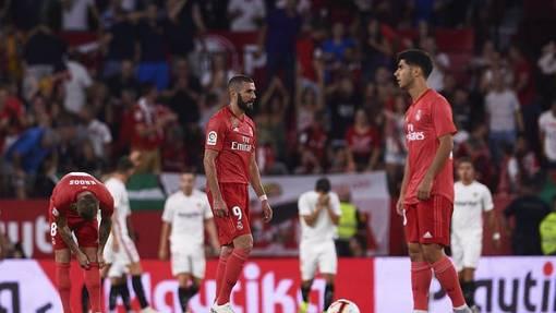 «Реал» пока не выигрывает у сильных команд в Примере