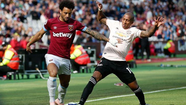 «Вест Хэм» — «Манчестер Юнайтед»