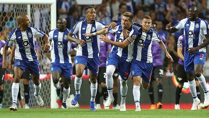 Футболисты «Порту»