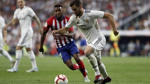 «Реал» и «Атлетико» провели интенсивное дерби, но голов не забили