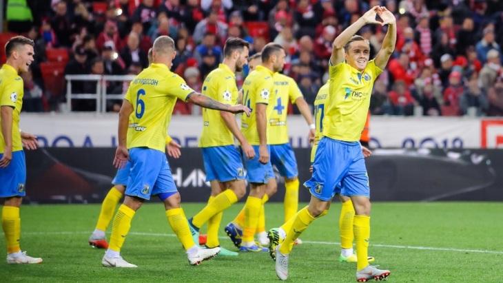 Игра пройдет на поле «Ростова»