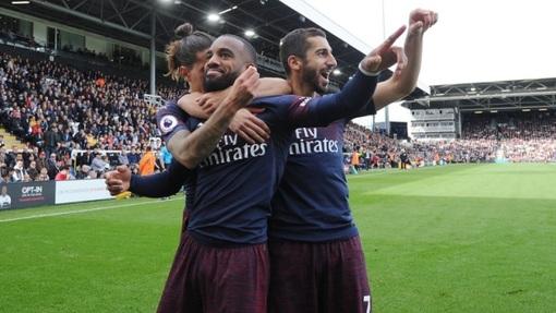 «Арсенал» уничтожил соперника