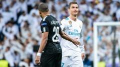 Мбаппе способен заменить Роналду в «Реале»