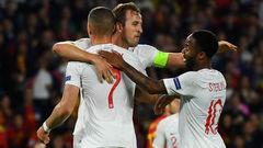 Англия блестяще разобралась с Испанией