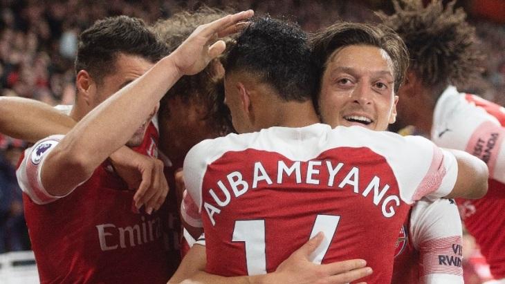 «Арсенал» добыл десятую победу подряд