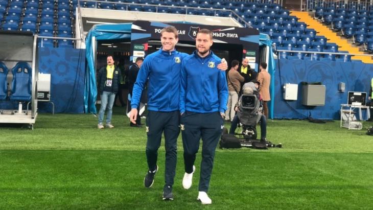 Матч пройдет на поле «Ростова»