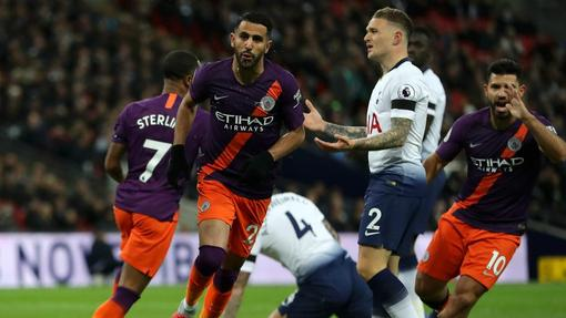 «Манчестер Сити» вернулся на первое место АПЛ