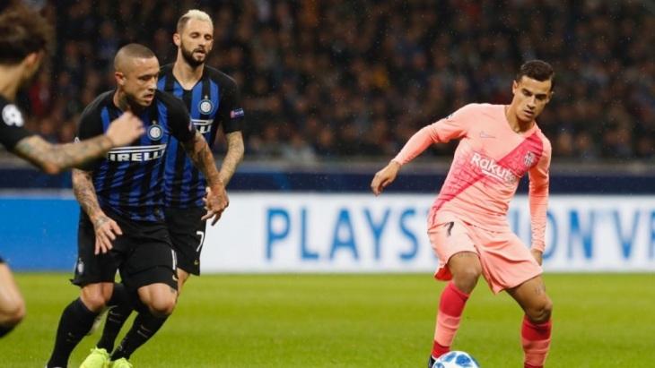 «Барселона» владеет преимуществом