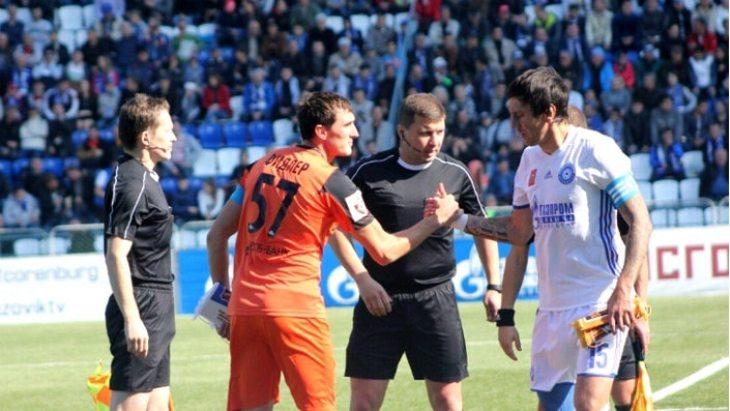 «Урал» и «Оренбург» встретятся в 14-м туре РПЛ