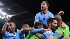 «Манчестер Сити» еще раз доказал нынешнее превосходство над «МЮ»