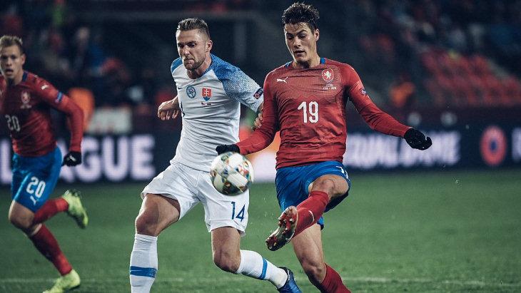 Чехия — Словакия