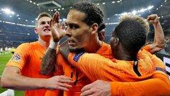 Игроки сборной Нидерландов