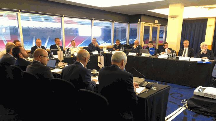 Заседание IFAB
