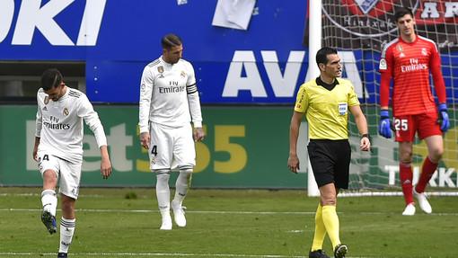 «Реал» снова переживает потрясения