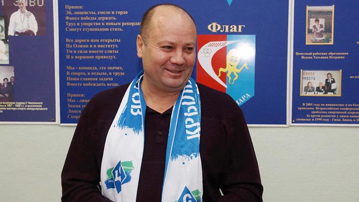 Виталий Шашков