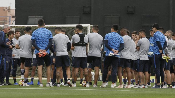 «Бока Хуниорс» требует дисквалификации «Ривер Плейта»