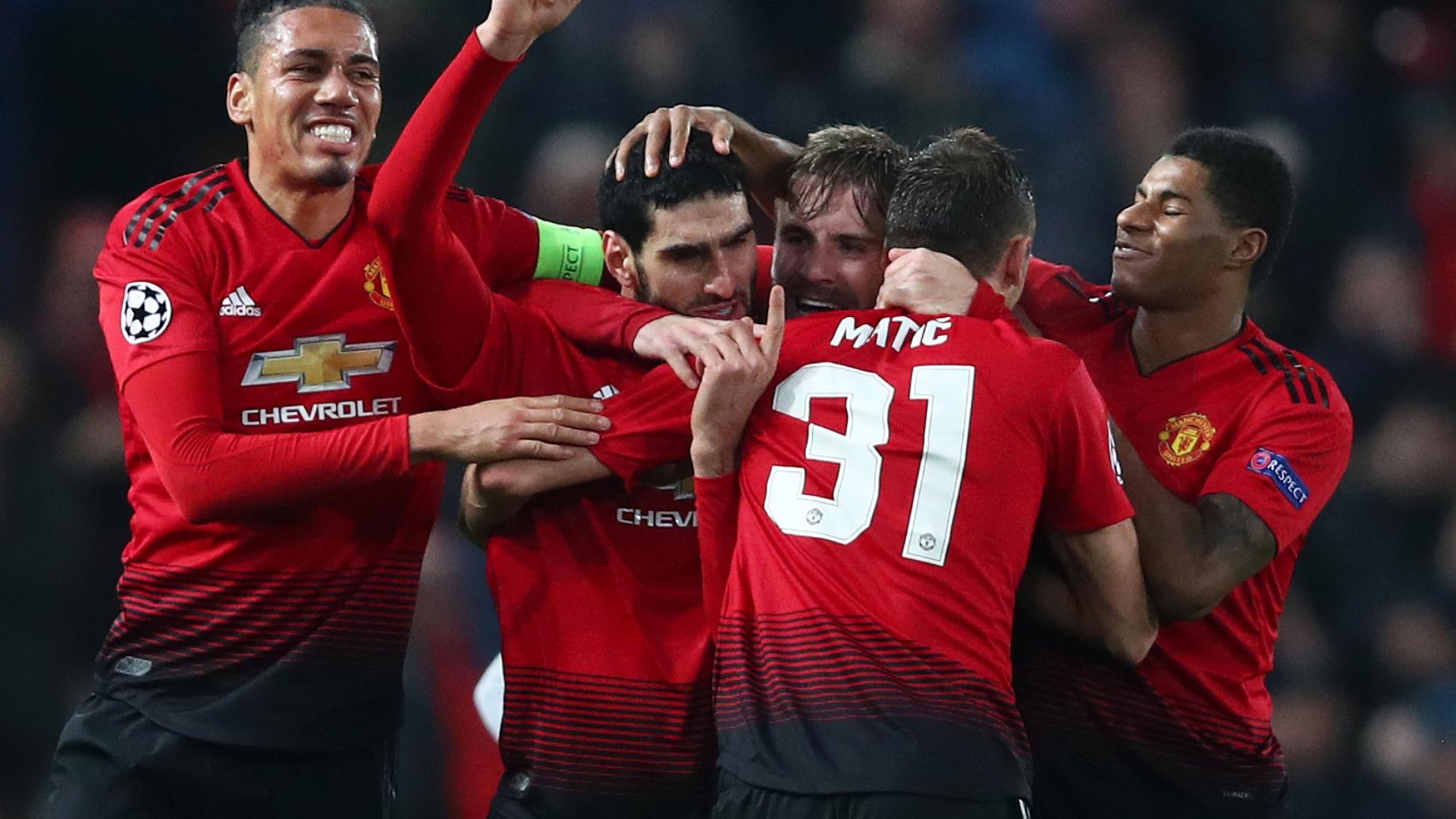 «Манчестер Юнайтед» вырвал путевку в плей-офф ЛЧ