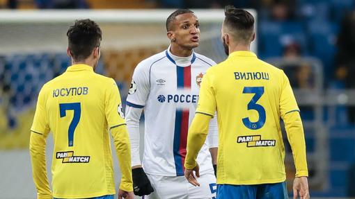 ЦСКА — «Ростов»