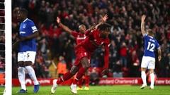 Дивок Ориги принес «Ливерпулю» победу