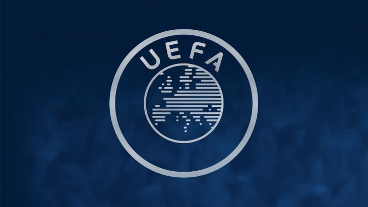 УЕФА запретил проводить матчи в регионах на военном положении