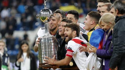 «Ривер Плейт» выиграл 4-й Кубок Либертадорес в своей истории