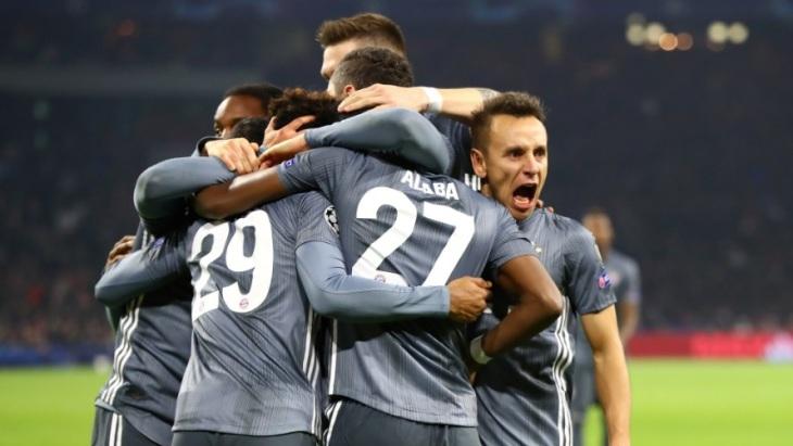 «Бавария» была близка к победе