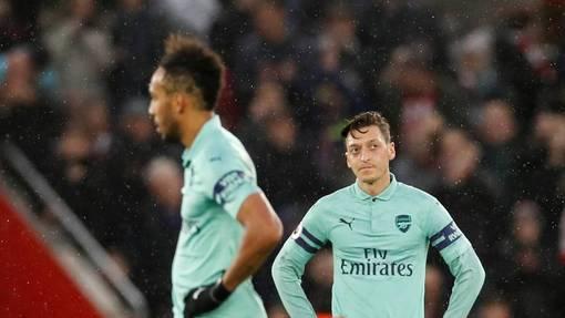 «Арсенал» проиграл впервые за 22 матча