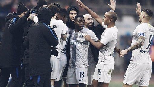 Футболисты «Интера»