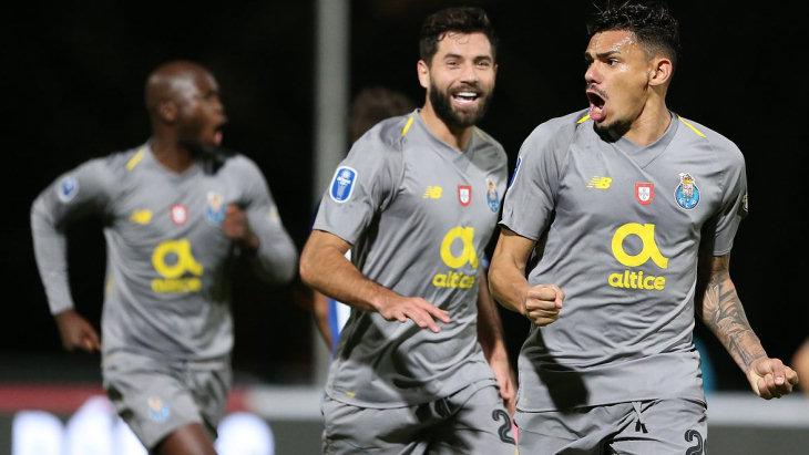 «Порту» установил новый клубный рекорд